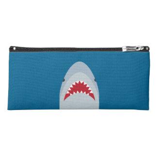 Shark Attack Pencil Case