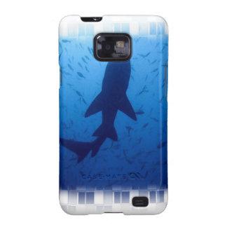 Shark Attack Samsung Galaxy Case Galaxy SII Cases