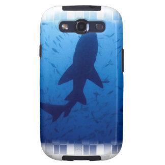 Shark Attack Samsung Galaxy Case Samsung Galaxy SIII Covers