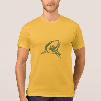 Shark Attack Scuba Diver T-Shirt