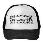 Shark Attacks Trucker Hat