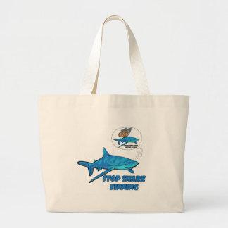 Shark Canvas Bag