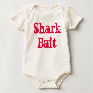 Shark Bait Baby Bodysuit