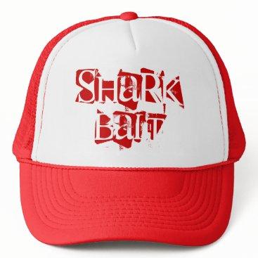 Professional Business SHARK BAIT CAP at  eZaZZleMan.com Trucker Hat