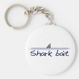Shark Bait Keychain