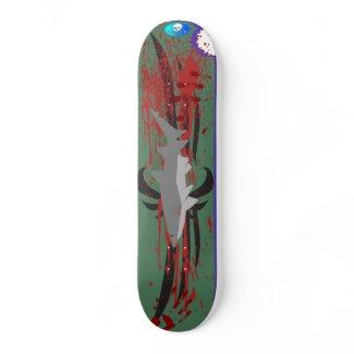 Shark Bait Skateboard skateboard