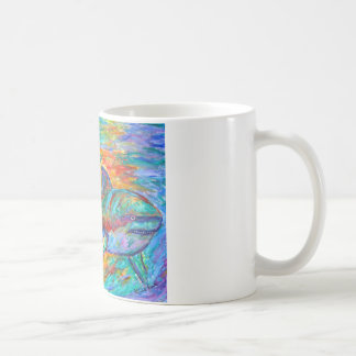 Shark Beauty Coffee Mug