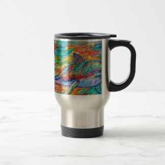 Shark Beauty Travel Mug