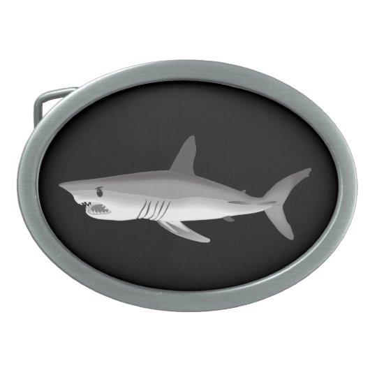 Shark Belt Buckle