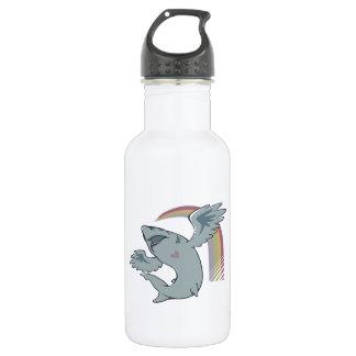 Shark Bird Stainless Steel Water Bottle