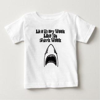 Shark Bite Baby Infant T-shirt