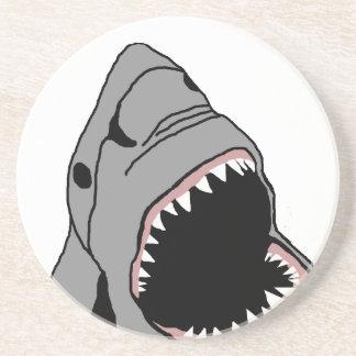 Shark bite Coaster