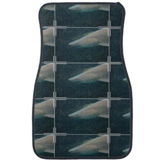 Shark Bite Floor Mat