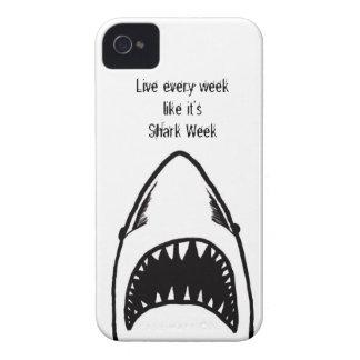 Shark Bites Case-Mate iPhone 4 Case