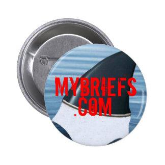 Shark Briefs Button