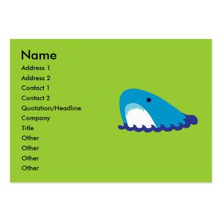 Shark Business Cards