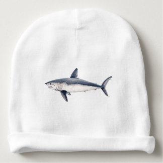 Shark cailon baby beanie