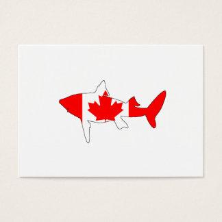 Shark Canada Business Card