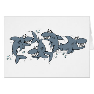 Shark! Card