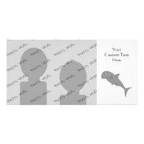 Shark. Card