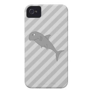 Shark Cartoon. iPhone 4 Cover