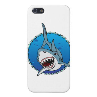 SHARK! CASE FOR iPhone SE/5/5s