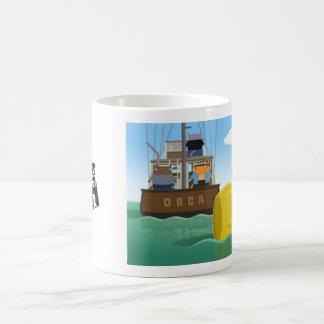 Shark Cats Coffee Mug