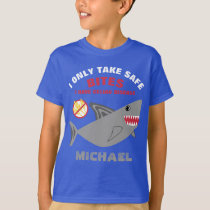 Shark Celiac Disease or Wheat Allergy Shirt