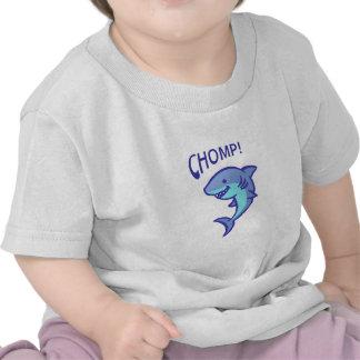 SHARK CHOMP T SHIRT