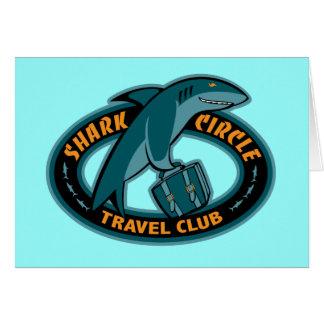 Shark Cirlce Travel Club Card