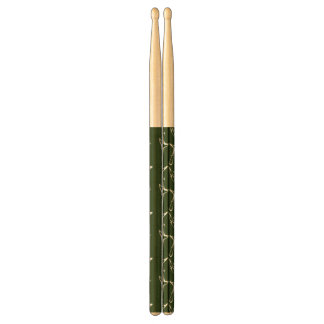 Shark dark green.ai drum sticks