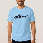 Shark Days of the Week T-shirt
