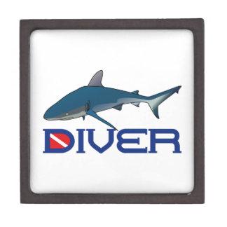 SHARK DIVER PREMIUM GIFT BOX