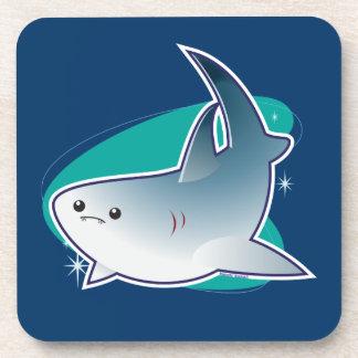 Shark Drink Coaster