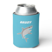 Shark Drink Coolie Can Cooler