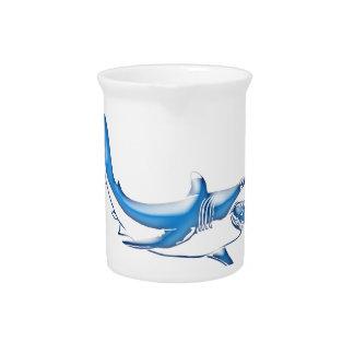 Shark Drink Pitcher