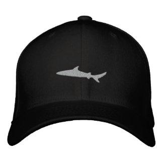 Shark Embroidered Baseball Hat