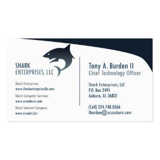 Shark Enter BC 1 Business Card