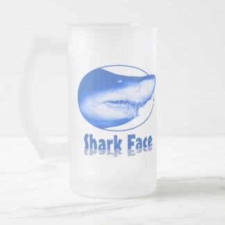 Shark Face Mug