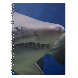 Shark Face Notebook
