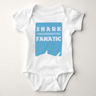 Shark fanatic shirt