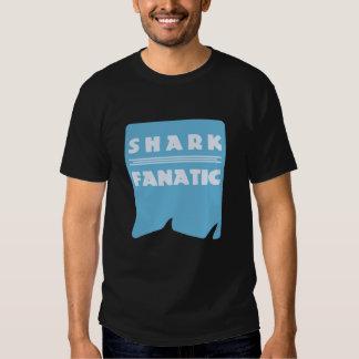 Shark fanatic t-shirt