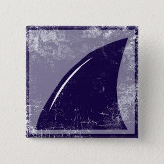 shark fin button