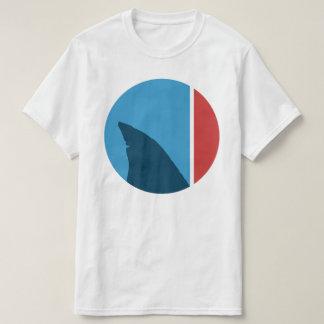 shark fin circle T-Shirt