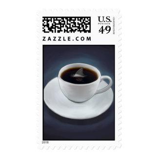 Shark Fin Coffee Postage