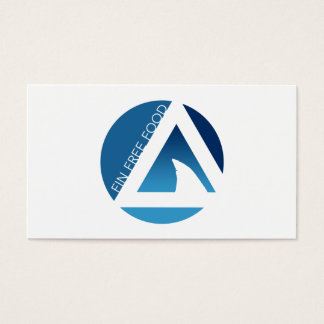 shark fin free food tricircles business card