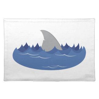 Shark Fin Cloth Placemat