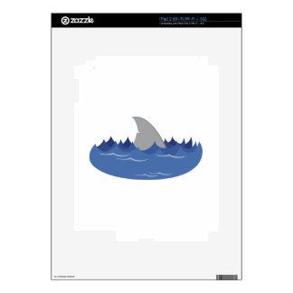 Shark Fin Skin For The iPad 2