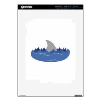 Shark Fin Skin For iPad 3