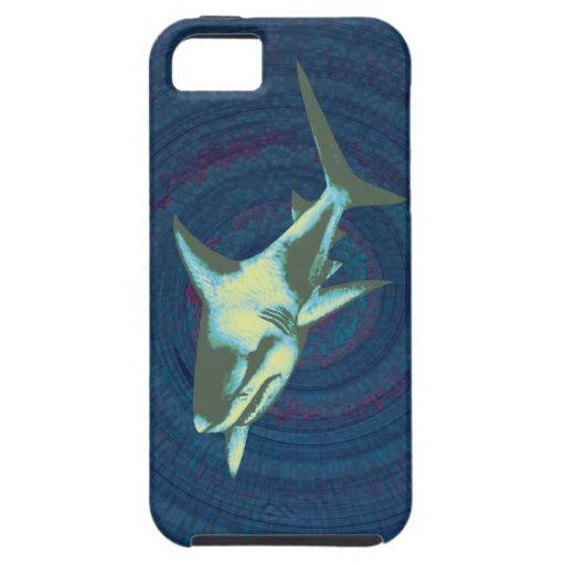 shark fish, wild animal iPhone 5 cases